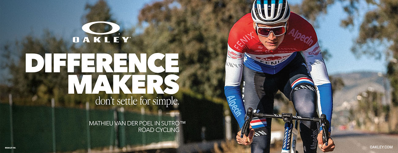 Oakley - Difference Makers