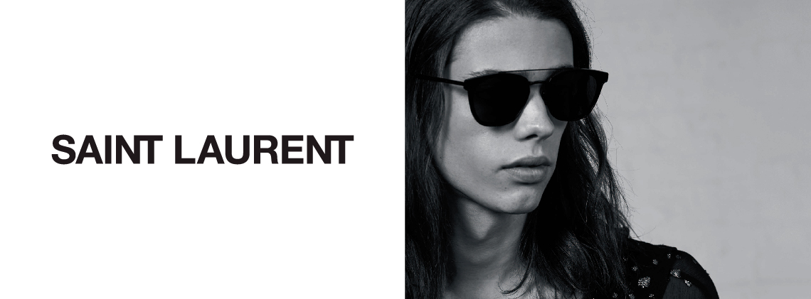 Kacamata dan Sunglasses Saint Laurent