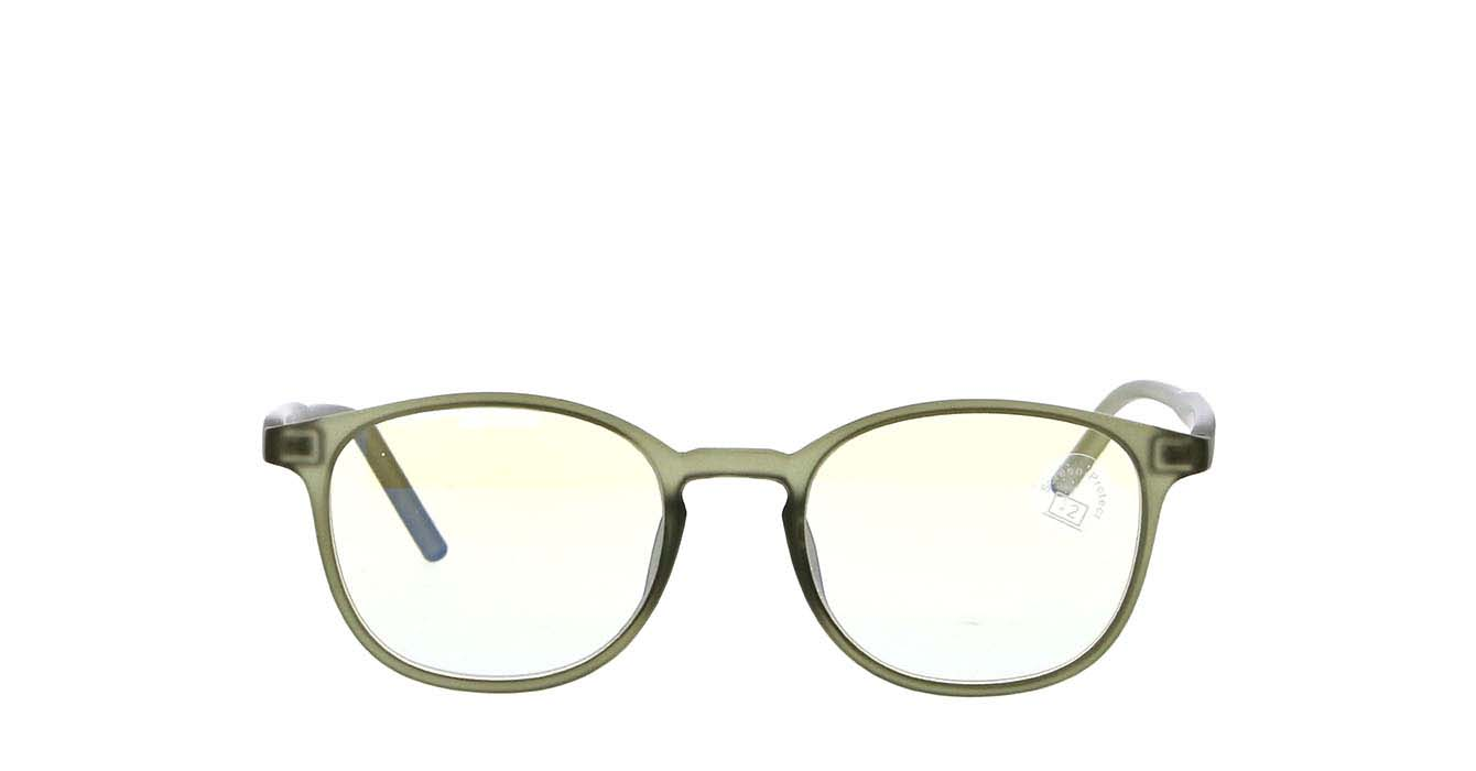EZ-READER PRESTON +2.00 GRAY