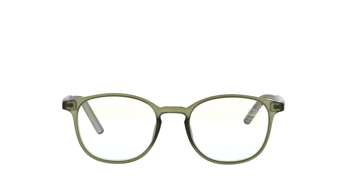 EZ-READER PRESTON +3.00 GRAY