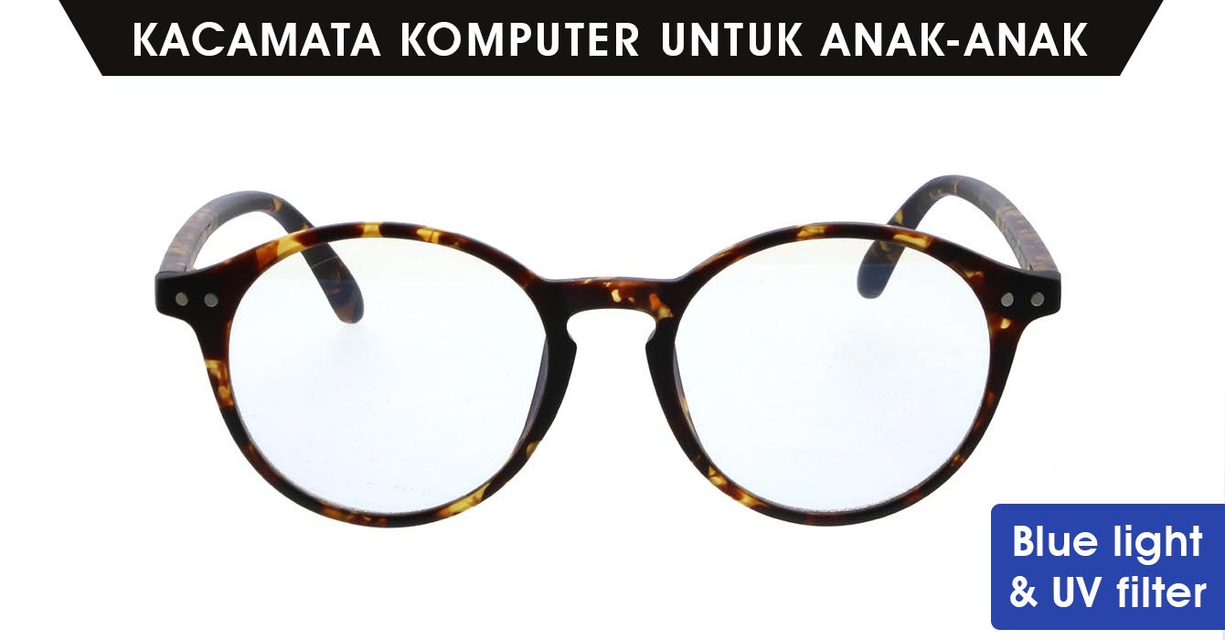 KACAMATA KOMPUTER EZ-READER CAMBRIDGE TEEN WARNA TORTOISE