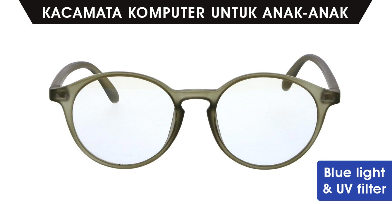 KACAMATA KOMPUTER EZ-READER CAMBRIDGE TEEN WARNA ABU-ABU