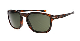 Kacamata Oakley Enduro Matte Brown Tortoise W/ Dark Grey (OO9223-08)