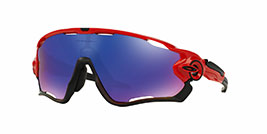 Kacamata OAKLEY (A) JAW BREAKER REDLINE W/ RED IRIDIUM (OO9270-03) S31