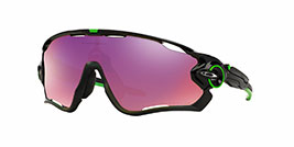 Kacamata OAKLEY MARK CAVENDISH (A) JAW BREAKER PLSHD BLK W/ PRIZM ROAD (OO9270-07) S31