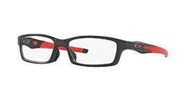 Kacamata OAKLEY A CROSSLINK STN BLACK/RED (OX8118-04) s56