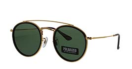 Kacamata FRANC NOBEL 17011 C01 S51 POLARIZED WELLINGTON