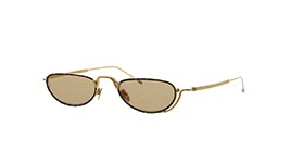 Kacamata THOM BROWNE TBS913 01 WHITE GOLD-TORTOISE ENAMEL W/LIGHT BROWN-AR