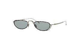 Kacamata THOM BROWNE TBS913 02 SILVER GREY-TORTOISE ENAMEL W/MEDIUM GREY-AR