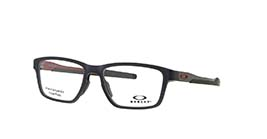 Kacamata OAKLEY METALINK STN GREY SMKE/BRK RED (OX8153-05) s53
