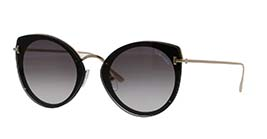 Kacamata TOM FORD FT683 01B JESS s63