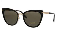 Kacamata TOM FORD FT717 01A SIMONA s57