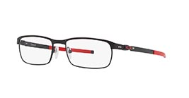 Kacamata OAKLEY OPH. TINCUP (54) SATIN BLACK/RED (OX3184-09) s54