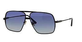 Kacamata TOM FORD FT735-H 01W s62 FRANKIE