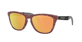 Kacamata OAKLEY SPLATTERMETALLIC COLLECTION FROGSKINS MIX (A) SPLATTER VAMPIRELLA W/ PRIZM ROSE GOLD (OO9428F-07) s55