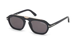 Kacamata TOM FORD FT736 01A s53 SEBASTIAN-02