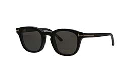 Kacamata TOM FORD FT5532-B 02A s49 + CLIP ON