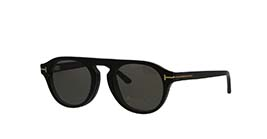 Kacamata TOM FORD FT5533-B 02A s49 + CLIP ON