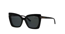 Kacamata TOM FORD FT5641-B 001 s53 + 2 CLIP ON