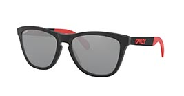 Kacamata OAKLEY MARC MARQUEZ COLLECTION FROGSKINS MIX MATTE BLK INK W/PRZM BLK IRID (OO9428-11) s55