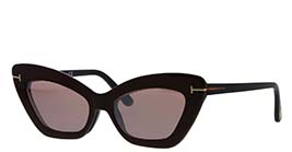 Kacamata TOM FORD FT5643-B 001 s55 + 2 CLIP ON