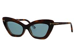 Kacamata TOM FORD FT5643-B 052 s55 + 2 CLIP ON