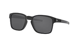 Kacamata OAKLEY LATCH SQ (A) MATTE BLACK W/ PRIZM BLACK POLARIZED (OO9358-18) s55