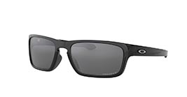 Kacamata Oakley Sliver Stealth (A) Polished Black W/ Prizm Black Polarized (OO9409-05) s57