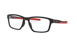 Kacamata OAKLEY METALINK (55) SATIN BLACK/RDLN (OX8153-06) s55