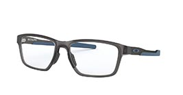 Kacamata OAKLEY METALINK (55) SATIN GREY SMOKE/PSDN (OX8153-07) s55