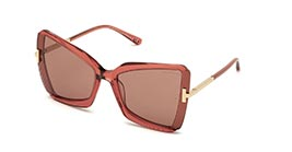 Kacamata TOM FORD FT766 72Y s63 GIA