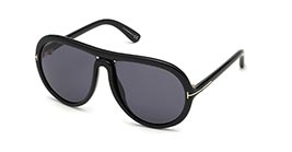 Kacamata TOM FORD FT768 01A s60 CYBIL