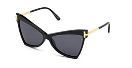 Kacamata Tom Ford FT767 01A s61 TALLULAH