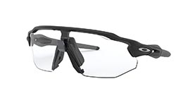 Kacamata OAKLEY PHOTOCROMIC RADAR EV ADVANCER MATTE BLK W/ CLEAR/BLK IRID PHTCRMC (OO9442-06) s38