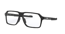 Kacamata OAKLEY BEVEL (57) SATIN BLACK/CHRM (OX8161-01) S57