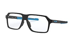 Kacamata OAKLEY BEVEL (55) SATIN BLACK (OX8161- 04) S55