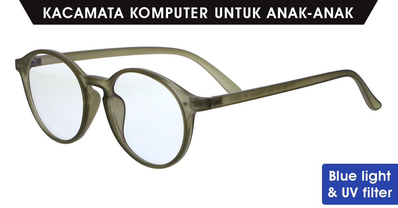 Kacamata Kacamata Komputer EZ-Reader Cambridge Teen Warna Gray