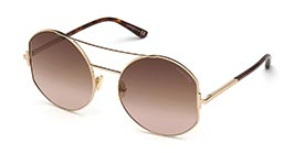 Kacamata Tom Ford FT782 28F s60 DOLLY