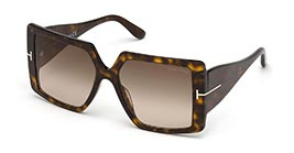 Kacamata TOM FORD FT790 52F s57 QUINN