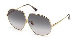 Kacamata TOM FORD FT785 28B s66 TARA
