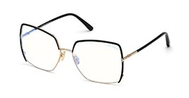 Kacamata TOM FORD FT5668-B 001 s57