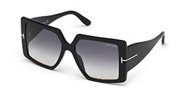 Kacamata Tom Ford FT790 01B s57 QUINN
