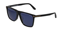 Kacamata Tom Ford FT832-F 01V s60 FLETCHER