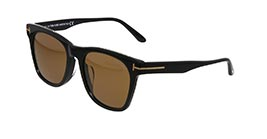 Kacamata Tom Ford FT833-F 01E s55 BROOKLYN