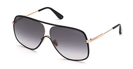 Kacamata Tom Ford FT841 28B s64 BRADY