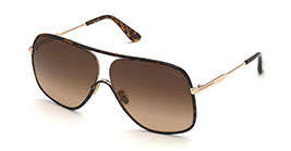 Kacamata Tom Ford FT841 28F s64 BRADY