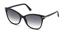 Kacamata Tom Ford FT844-F 01B s58 ANI
